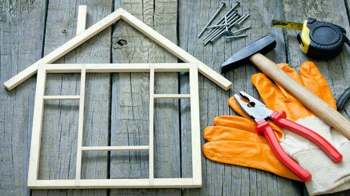 Hvor mye du bør budsjettere for vedlikehold av hjemmet