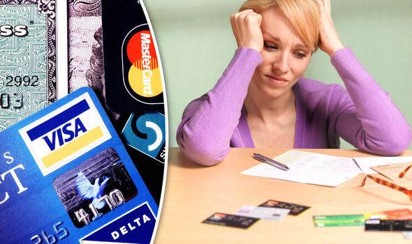 4 syytä Luottokorttivelkasi ei vähene