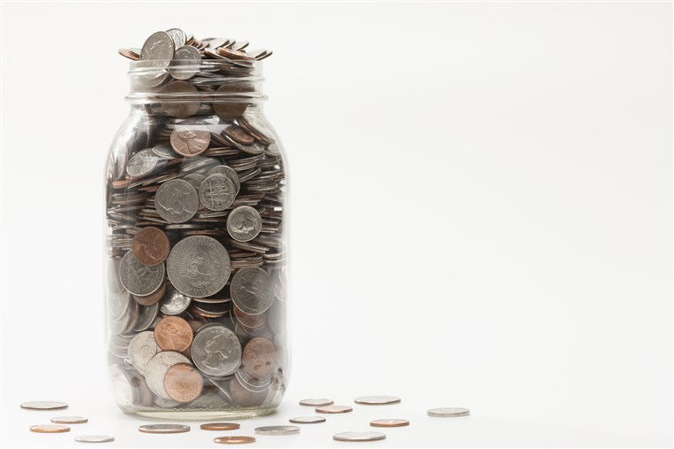 En liste over sparemål og milepæler til pensjon