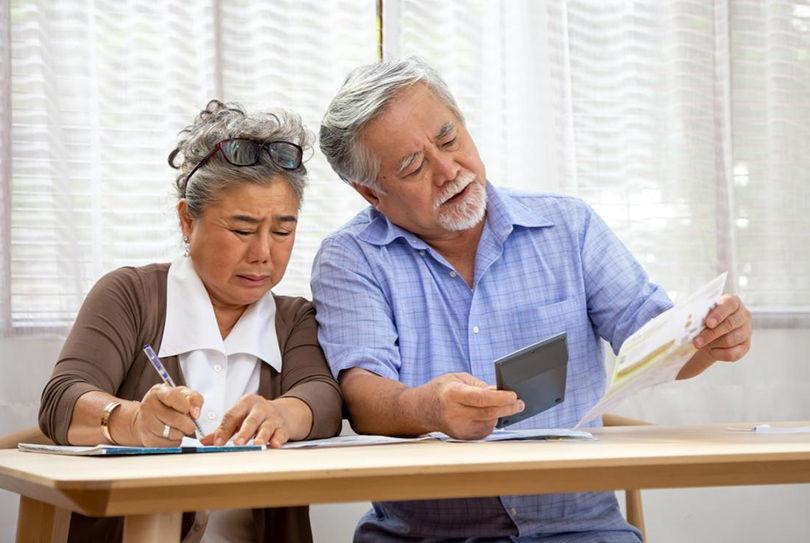 Pas på tommelfingerreglerne for pensionister